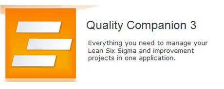 Minitab Quality Companion 3